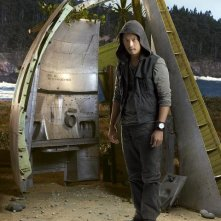 Una foto promozionale di Ken Leung per la stagione 5 di Lost