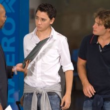 Vittorio Emanuele Propizio e Ludovico Fremont in un'immagine del film Natale a Rio