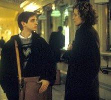 Aaron Stanford con Sigourney Weaver in Tadpole - Un giovane seduttore a New York