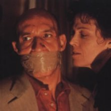 Ben Kingsley e Sigourney Weaver in La morte e la fanciulla