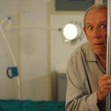 Enzo Garinei in una scena del film tv Dottor Clown