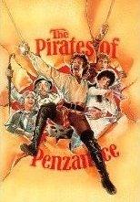 La locandina di I pirati di Penzance