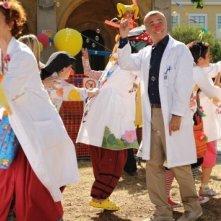 Massimo Ghini nel film tv Dottor Clown