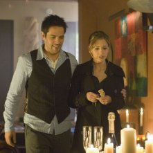 Michael Landes e Sarah Michelle Gellar in Possession