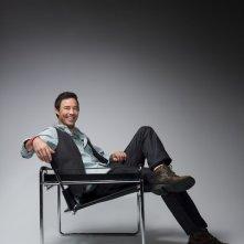 Thomas Cavanagh in un'immagine promozionale della serie TV Trust Me