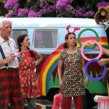Una coloratissima immagine del film televisivo Dottor Clown