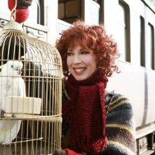 Veronica Pivetti nel ruolo di Beniamina Volò, simpatica Befana nel film televisivo miacarabefana.it