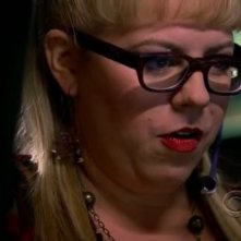 Kirsten Vangsness in una scena di 'Normal' della quarta stagione di Criminal Minds
