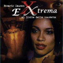 La locandina italiana di Extrema - Al limite della vendetta