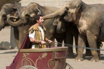 Adam Sandler è Skeeter Bronson nel film Racconti incantati