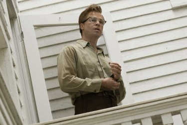Brad Pitt in un'immagine de Il curioso caso di Benjamin Button