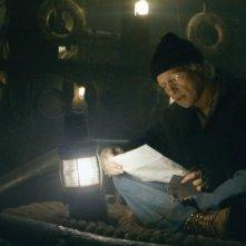 Brad Pitt in un'immagine del film Il curioso caso di Benjamin Button