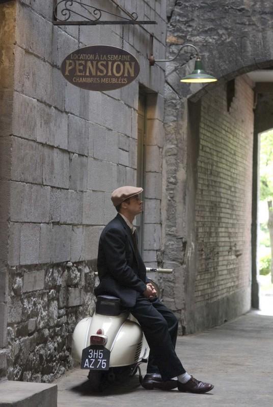 Brad Pitt In Una Sequenza Del Film Il Curioso Caso Di Benjamin Button 100538
