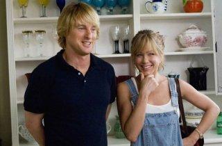 Owen Wilson e Jennifer Aniston in una scena del film Io & Marley