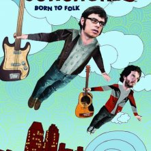 Un poster della seconda stagione di The Flight of the Conchords