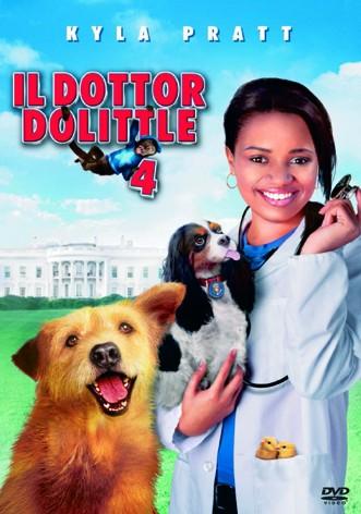 La Copertina Di Il Dottor Dolittle 4 Dvd 97758