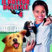 La copertina di Il Dottor Dolittle 4 (dvd)