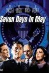 La locandina di Sette giorni a maggio
