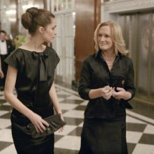Glenn Close e Rose Byrne nell'episodio I lied, too di Damages