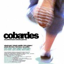 La locandina di Cobardes