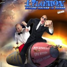 La locandina di Mortadelo y Filemón. Misión: Salvar la Tierra
