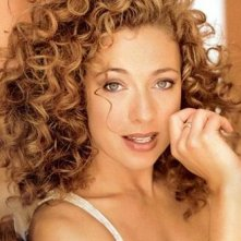 Una foto di Alex Kingston
