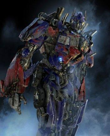Una robotica creatura in Transformers - La vendetta del caduto