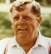 L'attore americano Pat Hingle