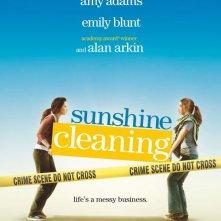 La locandina di Sunshine Cleaning