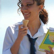 Lucia Ocone è Serena Sardi nella serie tv Il commissario Manara