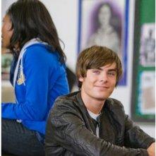 Zac Efron in una scena di Seventeen Again