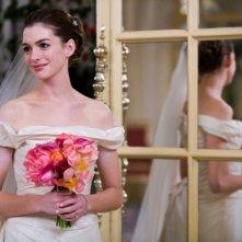 Anne Hathaway in una scena del film Bride Wars - La mia miglior nemica