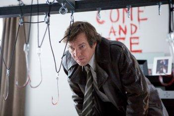Dennis Quaid interpreta Aidan Breslin nel film The Horsemen
