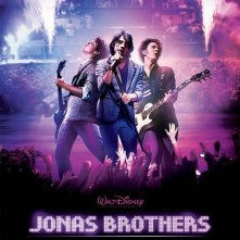 Secondo poster per Jonas Brothers: The 3D Concert Experience