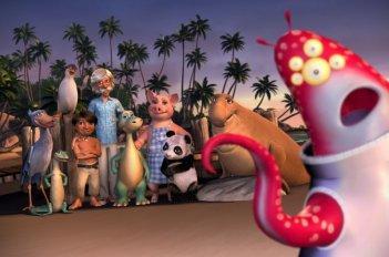 Un'immagine del film Impy Superstar - Missione Luna Park