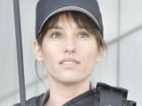 Amy Jo Johnson nel primo episodio di Flashpoint dal titolo 'Scorpio'