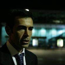 Fabio Galli in una scena dell'episodio Ribellione de Il bene e il male