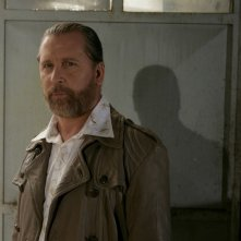Giovanni Capalbo in una scena dell'episodio Fratelli de Il bene e il male