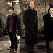 Il cast di Demons in una foto promozionale della serie