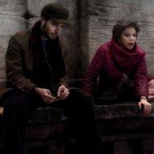 Lorenzo Balducci e Stefania Sandrelli in un'immagine del film Ce n'è per tutti