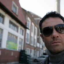 Marco Falaguasta in una scena dell'episodio Ribellione de Il bene e il male