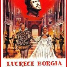 La locandina di Lucrezia Borgia