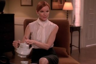 Marcia Cross nell'episodio Home is the Place della serie Desperate Housewives.
