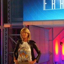 Alessia Marcuzzi presenta Grande Fratello 9, in onda da lunedì 12 gennaio 2009 su Canale 5
