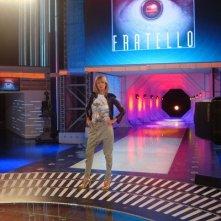 Alessia Marcuzzi presenta la nona edizione del Grande Fratello