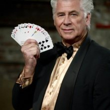 Barry Bostwick in una scena dell'episodio Criss Angel is a Douche Bag di Supernatural