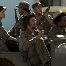 Benicio Del Toro in un'immagine del biopic Che - L'Argentino