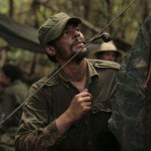 Benicio Del Toro in un'immagine di Che - L'Argentino