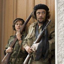 Benicio Del Toro in una sequenza del biopic Che - L'Argentino