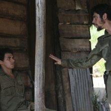 Benicio Del Toro in una sequenza del film Che - L'Argentino